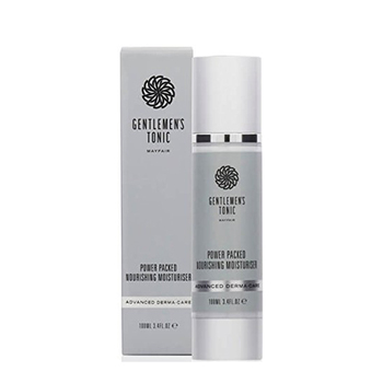 Gentlemen's Tonic Power Packed Nourishing Moisturiser 100ml