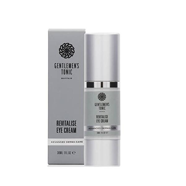 Gentlemen's Tonic Revitalise Eye Cream 30ml Image