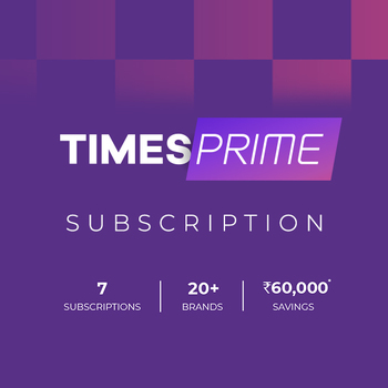 Times Prime Annual Membership Subscription