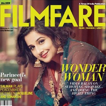 Filmfare Annual Magazine Subscription – English