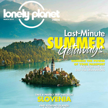 Lonely Planet Annual Magazine Subscription – English