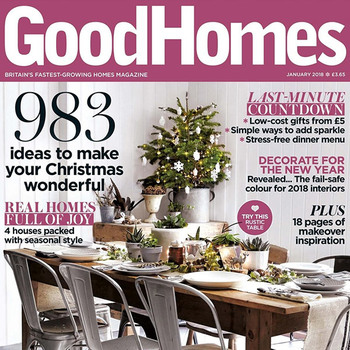 GoodHomes Annual Magazine Subscription – English