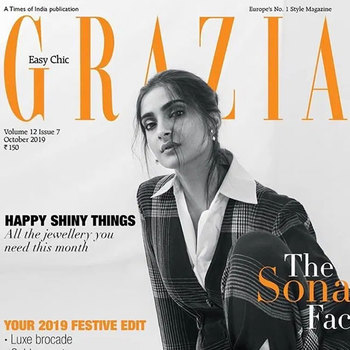 GRAZIA Annual Magazine Subscription – English