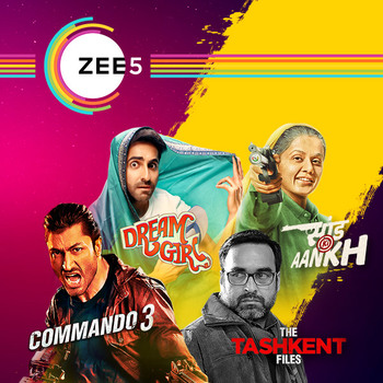 Zee5 Subscription Pack - 6 Months