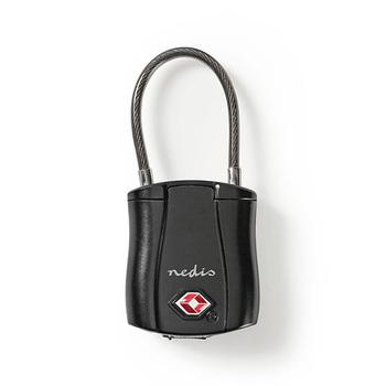 Candado Bluetooth para equipaje de Nedis