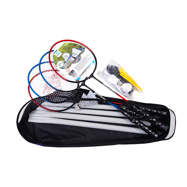 Angel Sports Set per badminton per 4 persone Immagine