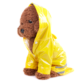 Trends Dog Waterproof Raincoat