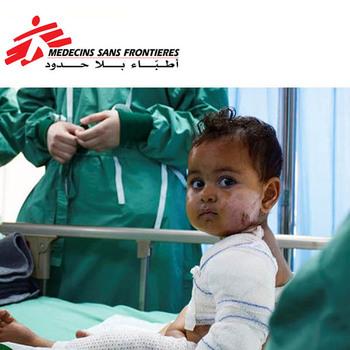 Médecins Sans Frontières − Emergency Burn Dressings