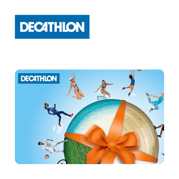Carte cadeau Decathlon