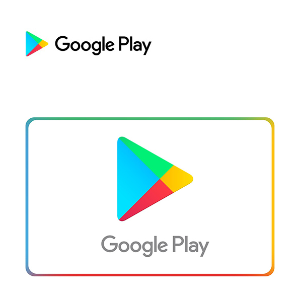 Carte cadeau Google PlayImage