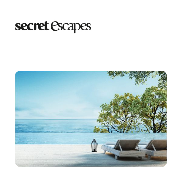 Carte cadeau Secret EscapesImage