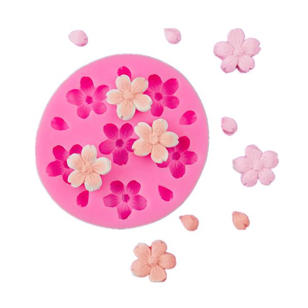 Trends Sakura Silicone Mold Set - 2pcsImage