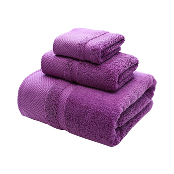 Trends Bath Towel Set - 3pcs