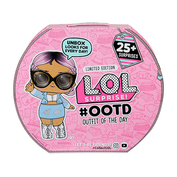 L.O.L. Surprise! #OOTD Outfit Of The Day