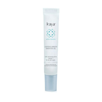 Kaya Lighten & Smooth Under-Eye Gel 15ml