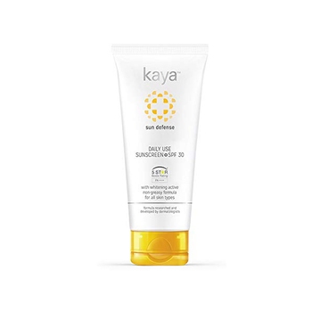 Kaya SUN DEFENSE Daily Moisturizing Sunscreen SPF 30