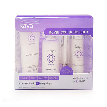 Kaya Advanced Acne Care Kit