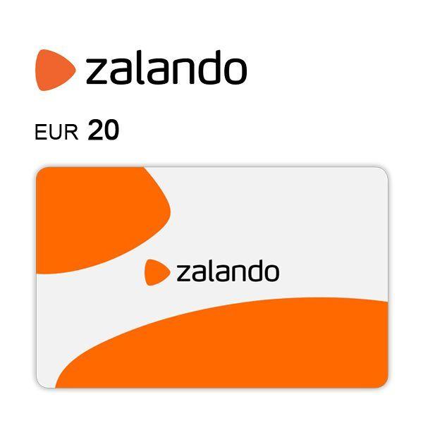 Zalando e-Gift Card €20 Image