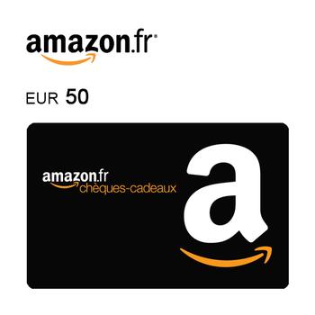 Amazon e-Gift Card €50