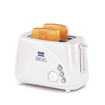KENT Pop-Up Toaster - White