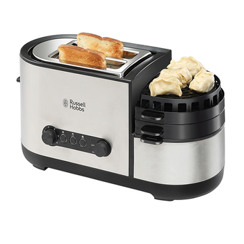 Russell Hobbs 3-in-1 Breakfast Maker Set