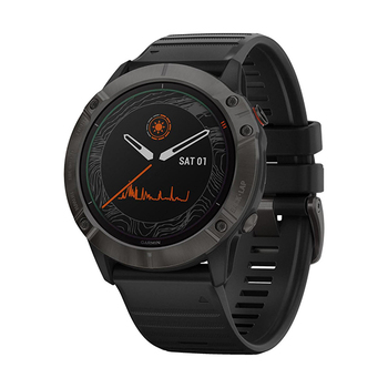 Garmin fēnix® 6X Pro Solar GPS Trainingsuhr