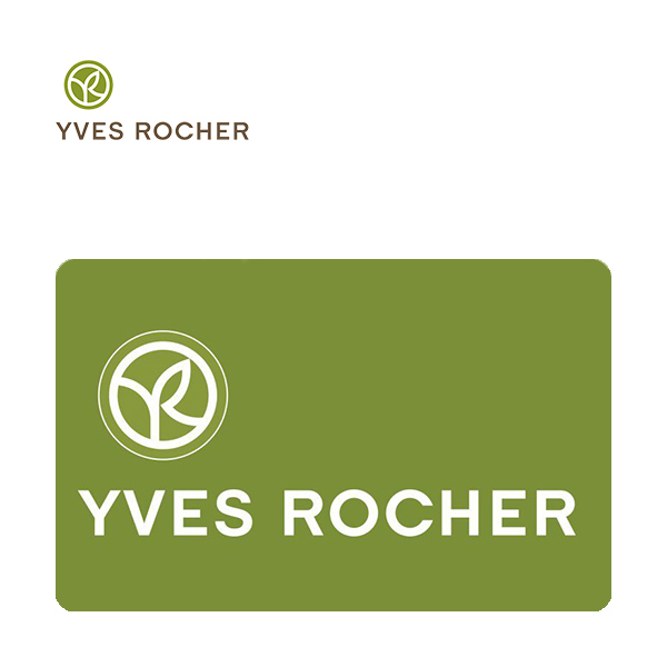 Carte cadeau Yves RocherImage