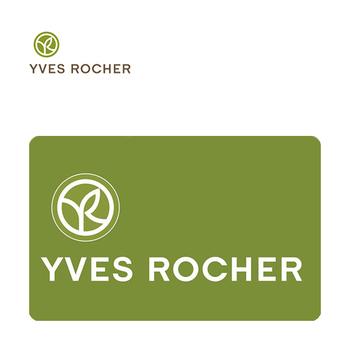Carte cadeau Yves Rocher