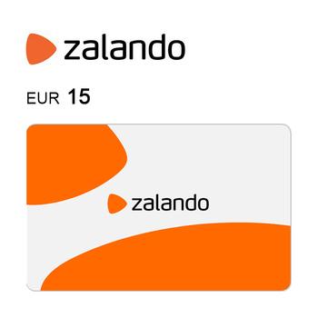 Tarjeta regalo de 15€ para Zalando