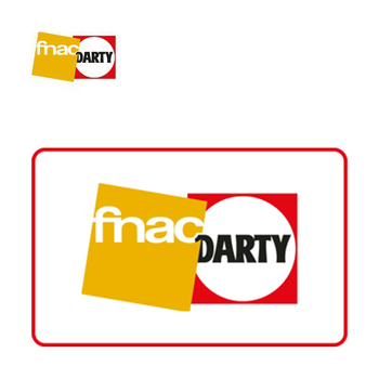 E-carte cadeau Fnac Darty