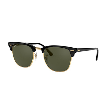 Ray-Ban CLUBMASTER Classic Unisex Sunglasses RB3016-W0365