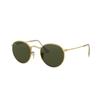 Ray-Ban Round Metal Unisex Sunglasses RB3447-001