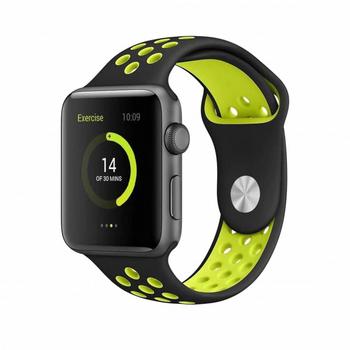 BeHello Premium Silicone Strap for Apple Watch 42/44mm