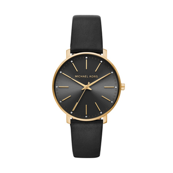 Michael Kors PYPER Ladies Watch - Black