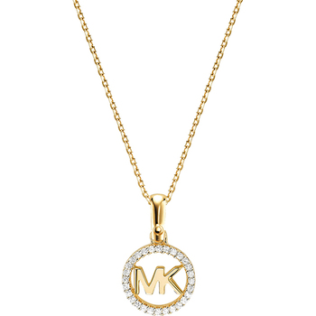 Michael Kors 14K Gold-Plated Sterling Silver Necklace