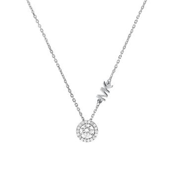 Michael Kors Premium Sterling Silver Necklace