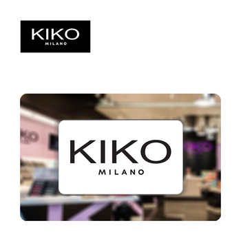Carta regalo KIKO