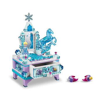 Lego DISNEY Frozen II Elsa's Jewelry Box Creation
