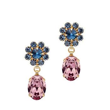 Otazu Montana Flower Earrings