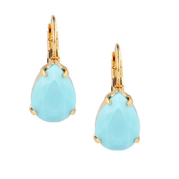 Otazu Turquoise Drop Earrings