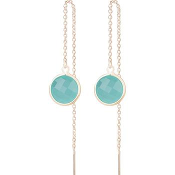 Otazu Ivy Amazonite Calm Earrings