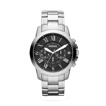 Fossil GRANT Gents Chronograph FS4736