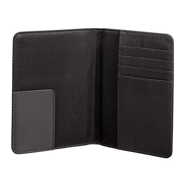 Samsonite Leather Passport WalletImage