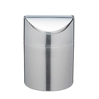Le'Xpress nádoba na použité kávové kapsle – nerezová ocel