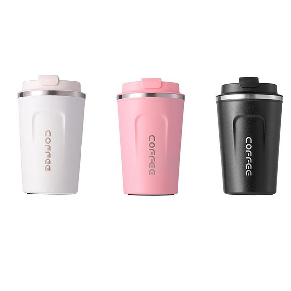 Trends Stainless Steel Insulated Coffee MugImage