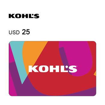 Kohl's e-Gift Card $25