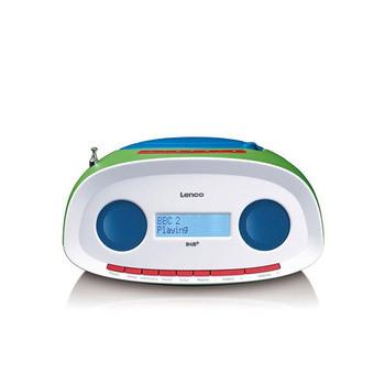 Lenco SCD-70 Kinderradio mit CD + USB