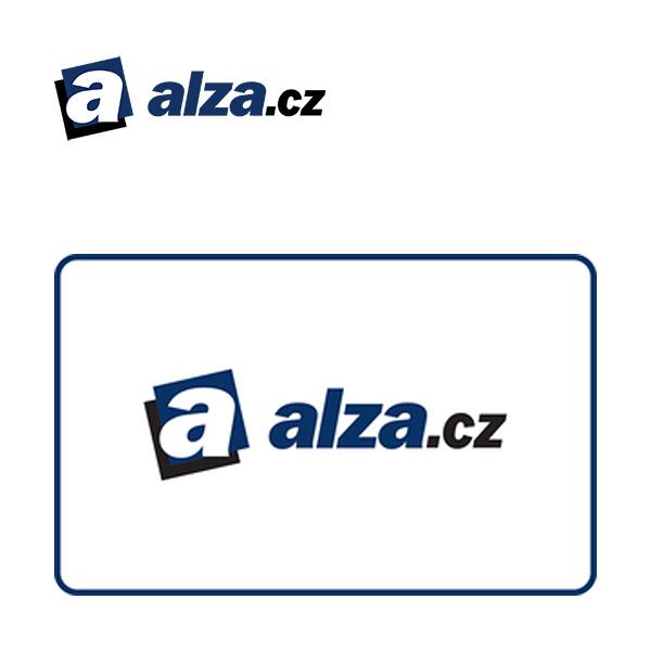 Alza.cz E-dárková kartaObrázek