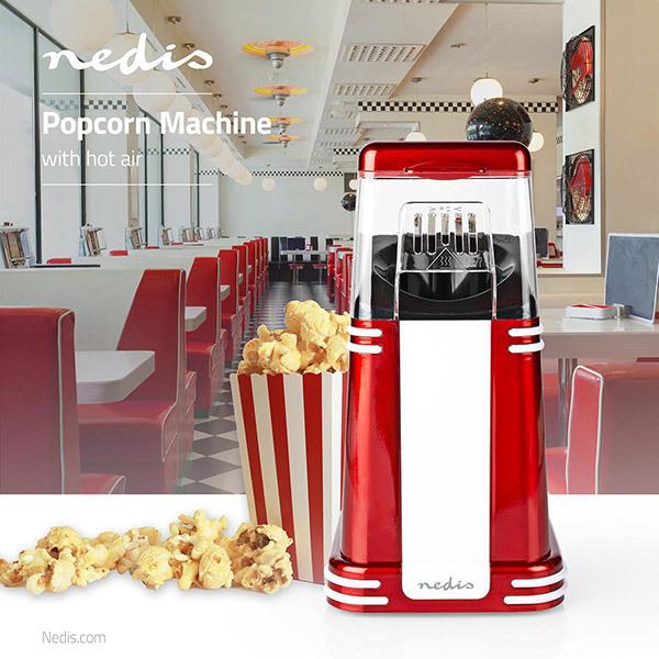Nedis macchina per popcornImmagine