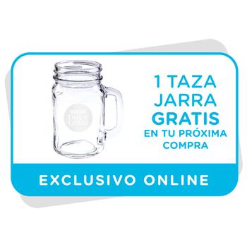 Vale para una Taza Jarra Gratis en tu próxima compra online